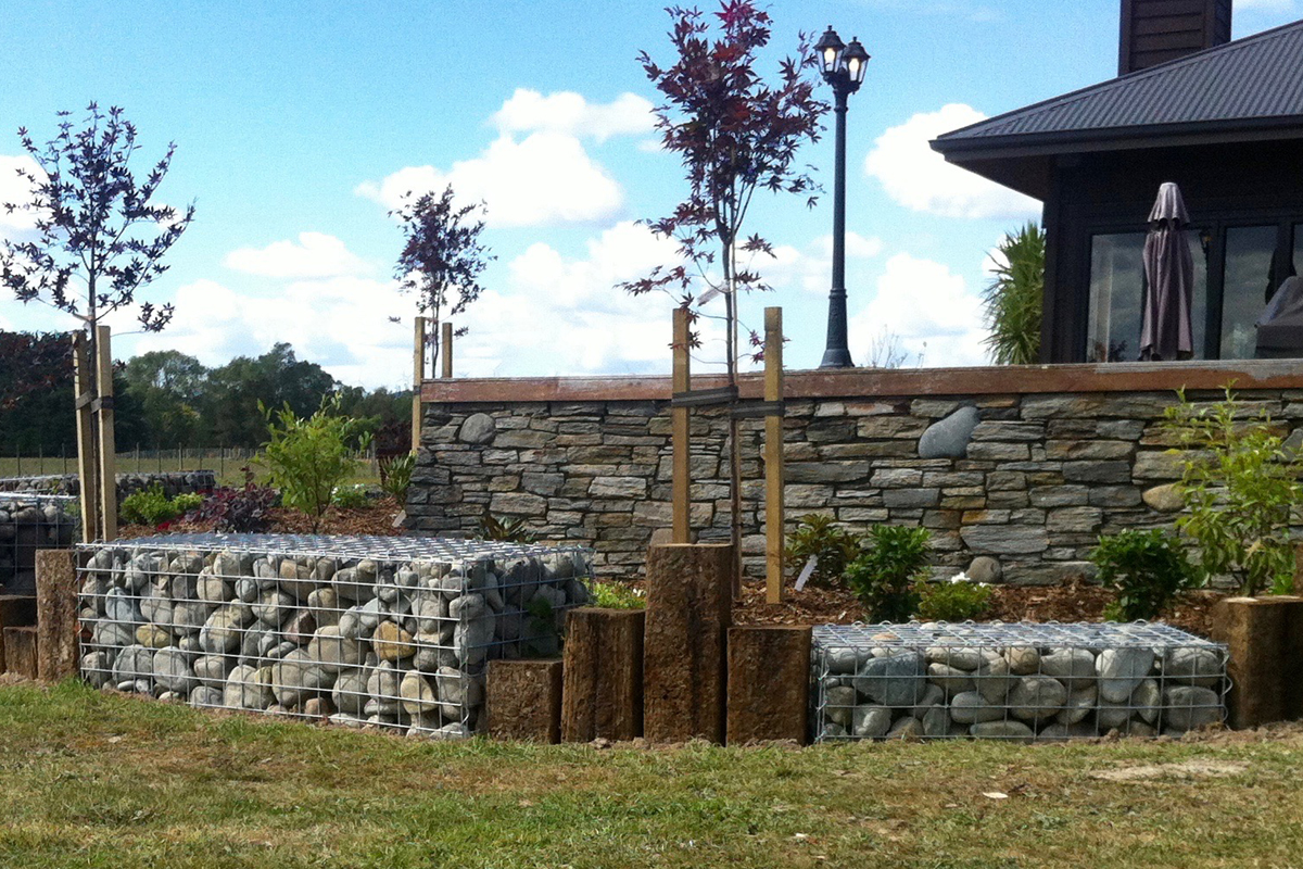 Total Landscape Solutions Construction Walls