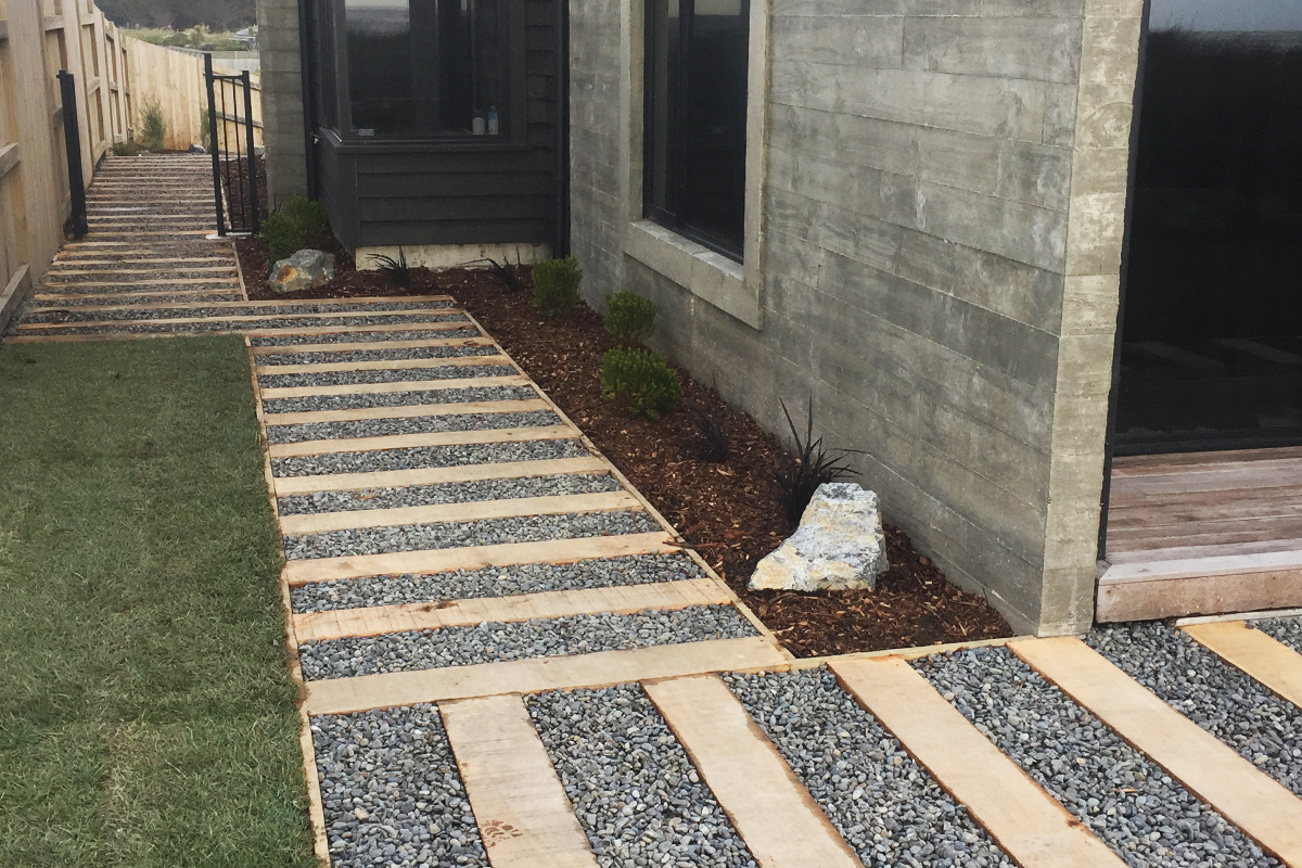Total Landscape Solutions Construction Path